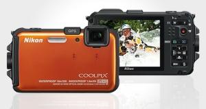 Our camera - Nikon AW100