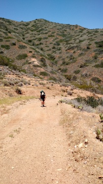 All Trails begin with an Uphill