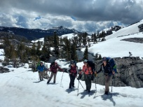 Aborted JMT hike (2018)